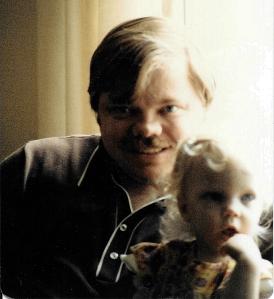 Papa and Leah